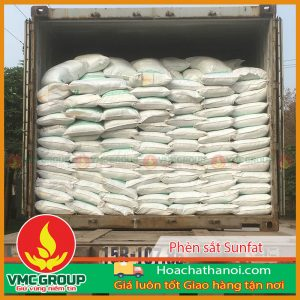 Ferrous Sulfate Heptahydrate - FeSO47H2O
